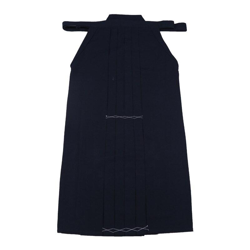 Falda negra de alta calidad kendo beauttr HAKAMA