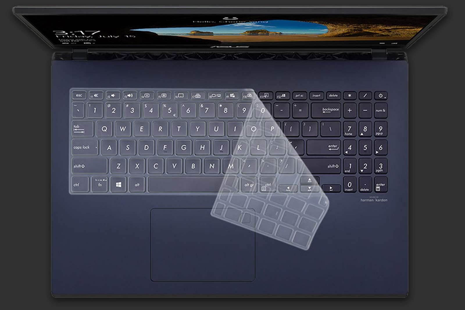Для ASUS VivoBook S15 S532FL S532F S532 S531FL S531F S531 F FL 15,6 ''ноутбук 15 дюймов клавиатура защитная оболочка