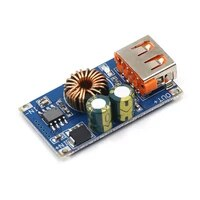 usb dc step down module 12v 24v to qc2 0 multi function qc3 0 fast charge mobile phone charging board power supply