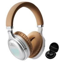 deep bass wireless headphones bluetooth earphones foldable noise reduction gaming wired headsets with mic fm mp3 bag case
