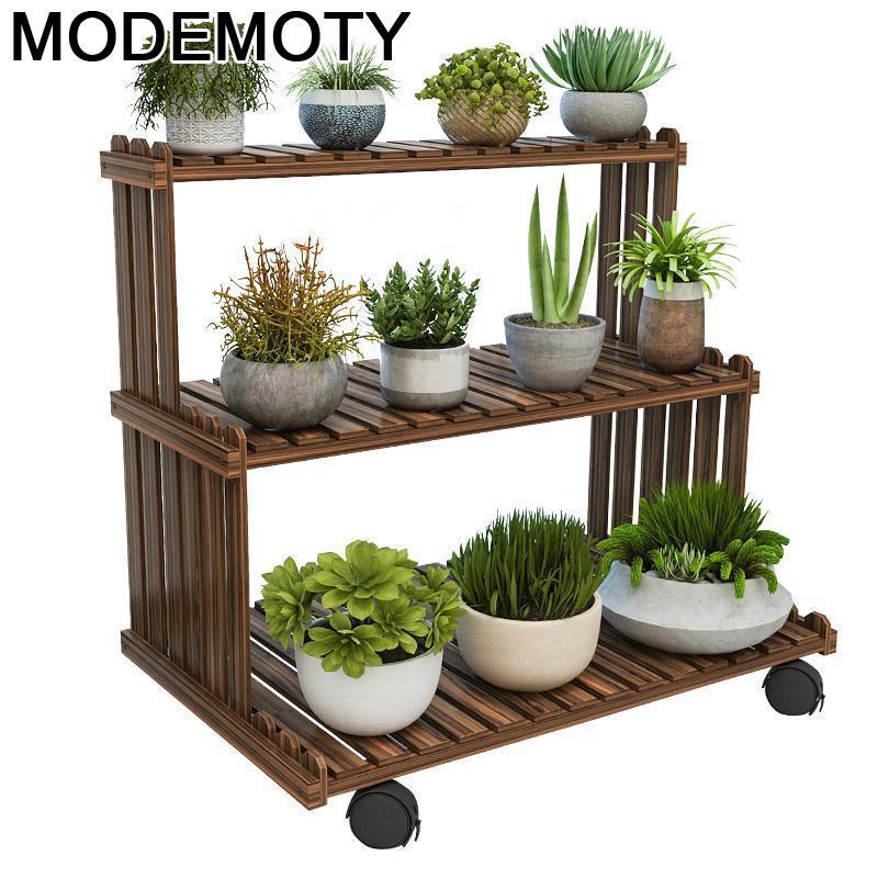 Полки для растений, деревянные полки для балкона, полки для растений на открытом воздухе, подставка для цветов