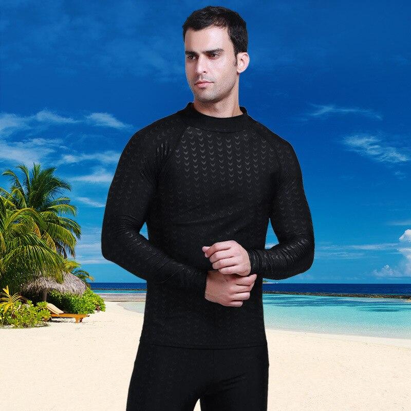 Novo estilo de pele de tubarão equipamento masculino-estilo terno de mergulho equipamento de mergulho snorkeling terno wetsuit 702