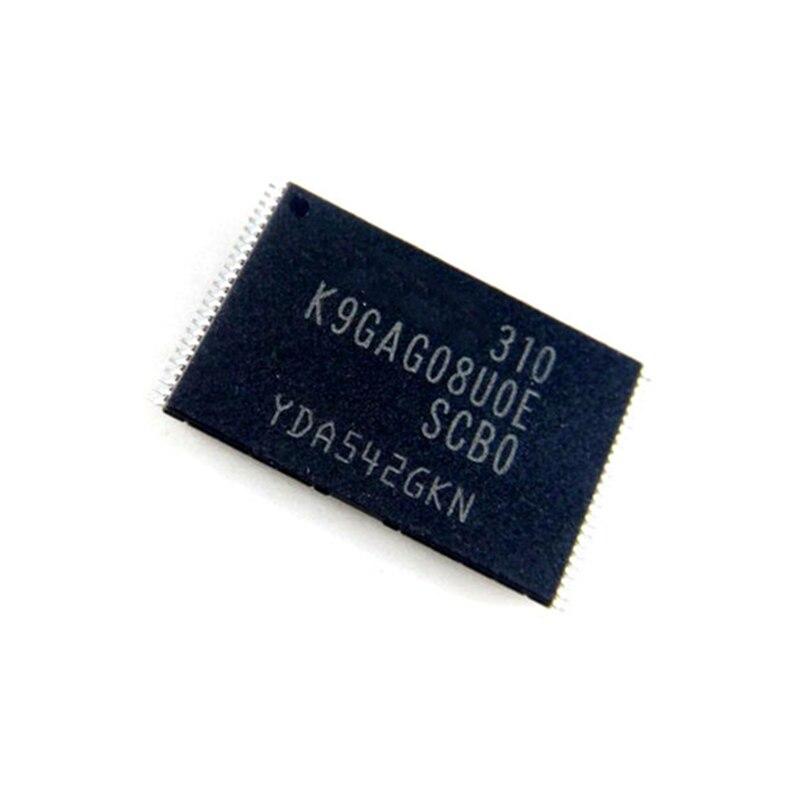 Frete grátis 10 pçs/lote K9GAG08UOE-SCBO K9GAG08U0E-SCB0 K9GAG08UOE K9GAG08U0E TSOP48