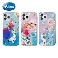 disney phone case for iphone 6s78pxxrxsxsmax1112pro12mini frozen elsa phone case cover