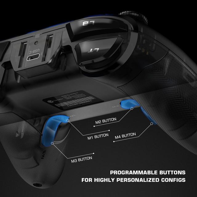 GameSir T4 Pro Bluetooth Game Controller 2.4GHz Wireless Gamepad applies to NintendoSwitch AppleArcadeandMFiGames 8
