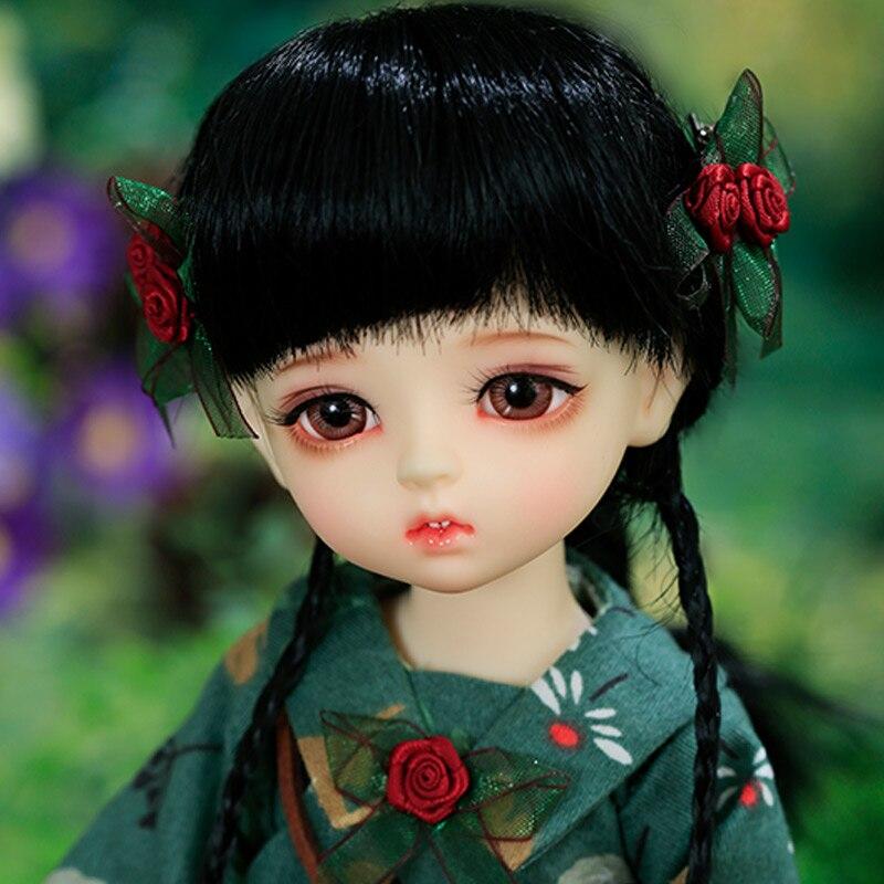 Napi Moti BJD SD Doll  1/6 Kimi Body Model Baby Girls Boys Resin Toy High Quality Fashion Shop Fixed-teeth