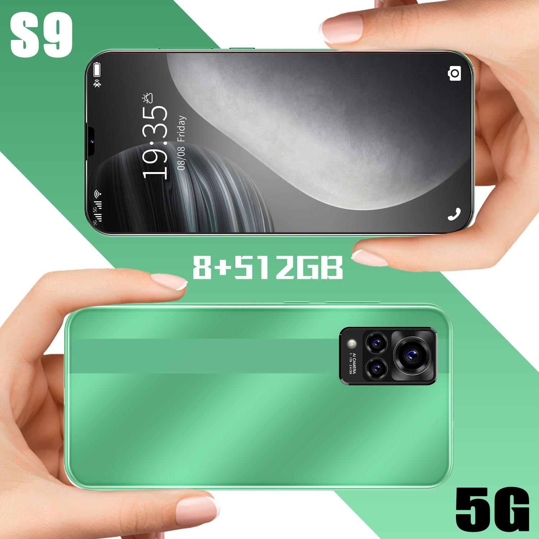 فيفو S9 2021 الجديد الأكثر مبيعاً 5G الهاتف الذكي 16 + 512GB لهاتف فيفو S9 الهاتف المحمول هواوي شاومي سامسونج الهاتف المحمول أندرويد 11.0