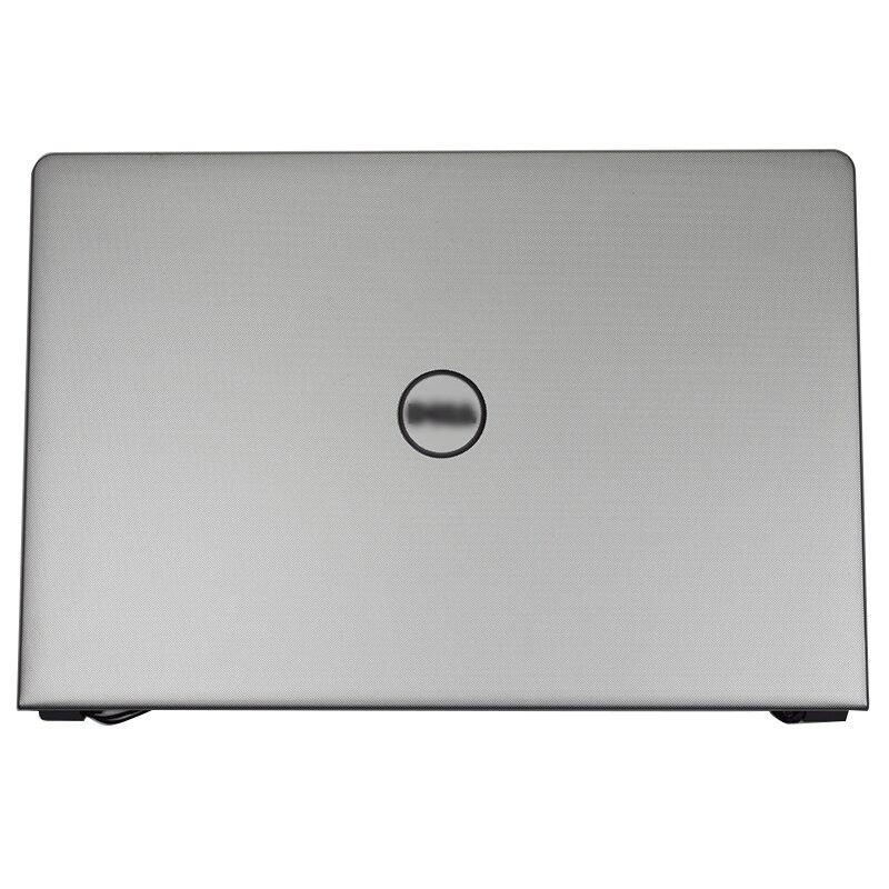 NUEVA cubierta trasera LCD/bisel frontal/bisagras/reposabrazos/funda inferior para Dell Inspiron 15 5000 5555 5558 5559 0J6WF4 0YYRT3 0T7K57 0PTM4C