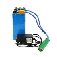 DIY Spot Welding Machine for18650/26650/32650 Batteries Nickel Strip Battery Spot Welder High Power DIY 12V Welding Pen