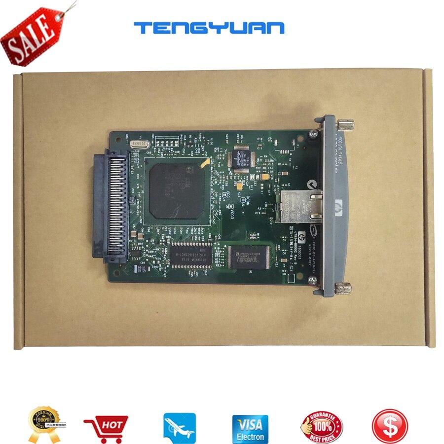 Оригинальная сетевая карта jetпрямой 620N J7934A J7934G Ethernet, Внутренняя сетевая карта печати для laserjet и плоттер «designjet» принтер
