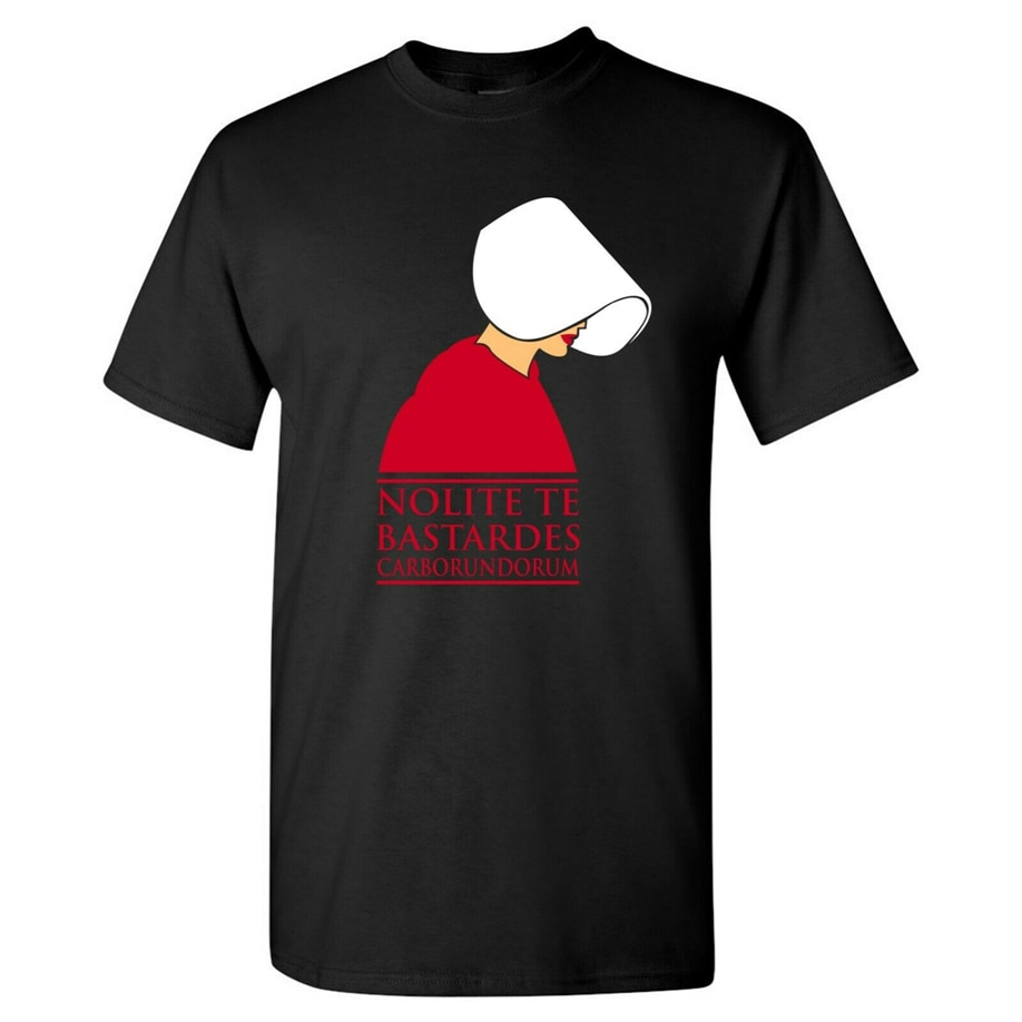 Nolite Te-Camiseta informal para adultos, Camiseta con estampado de Te bastes, Carborundorum,...