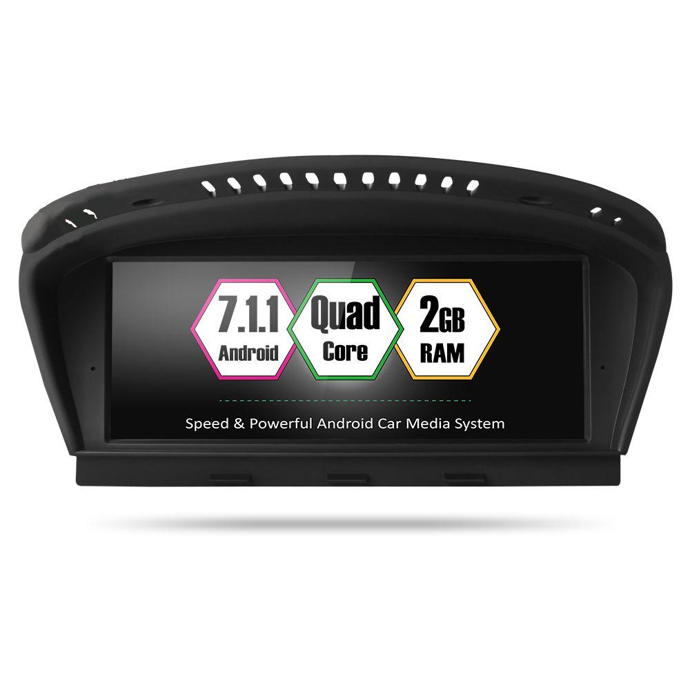 Samochód odtwarzacz multimedialny Android 7.1 dla BMW uniwersalny Radio Bluetooth DSP samochód Radio 4 Radio samochodowe parktronic 2 Din nawigacja gps
