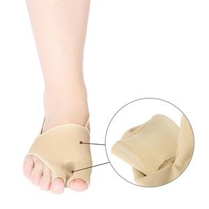 1pair 2020 New Best Selling Hallux Valgus Orthosis Thumb Tent Separator Bunion Orthopedic Appliance Foot Care Tool