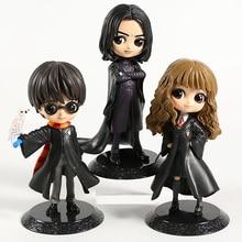Q Posket Hermione Snape Q Version PVC figurine modèle à collectionner jouet