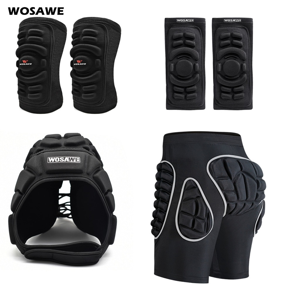 Sports Protective Gear Shorts Snowboard Protection Hip Butt Motorcycle Ski Skate Padded