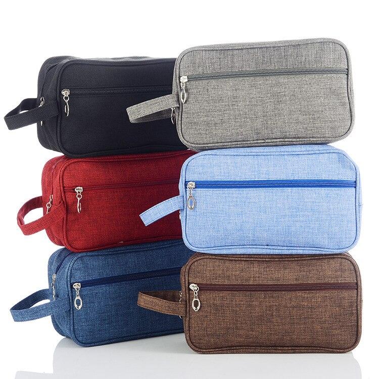 Women Cosmetic Bag Large Capacity Waterproof Handbag Portable Toiletry Wash Beauty Essential Makeup