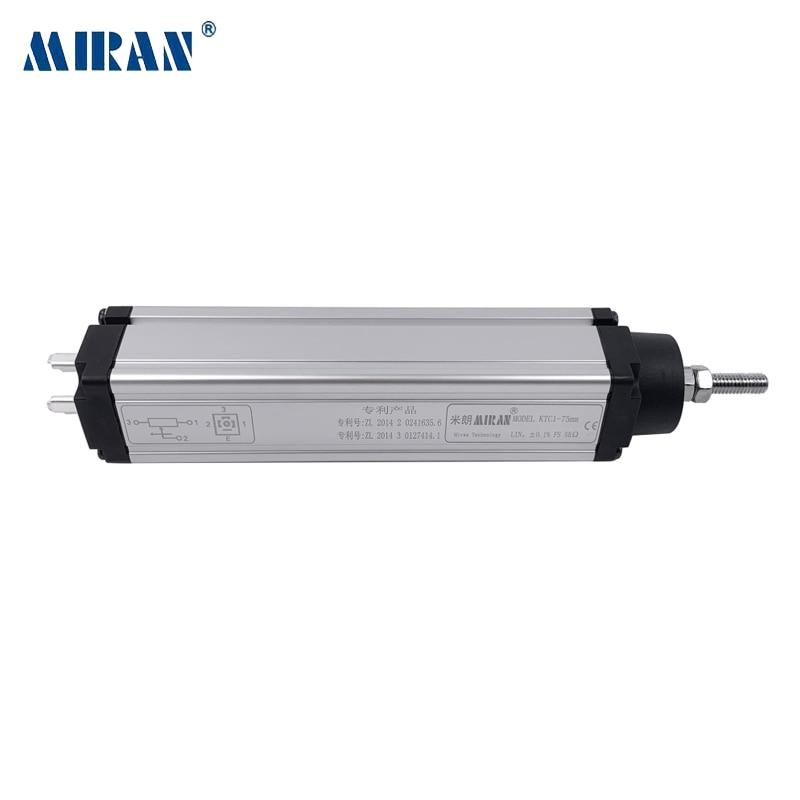 Miran-مستشعر إزاحة KTC 50-300 مللي متر ، دقة عالية ، محول ، ماكينة قولبة ، مقياس خطي ، شحن مجاني