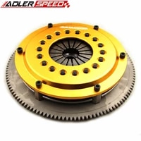 adlerspeed racing clutch single plate for honda accord prelude h22 h23 f22 f23
