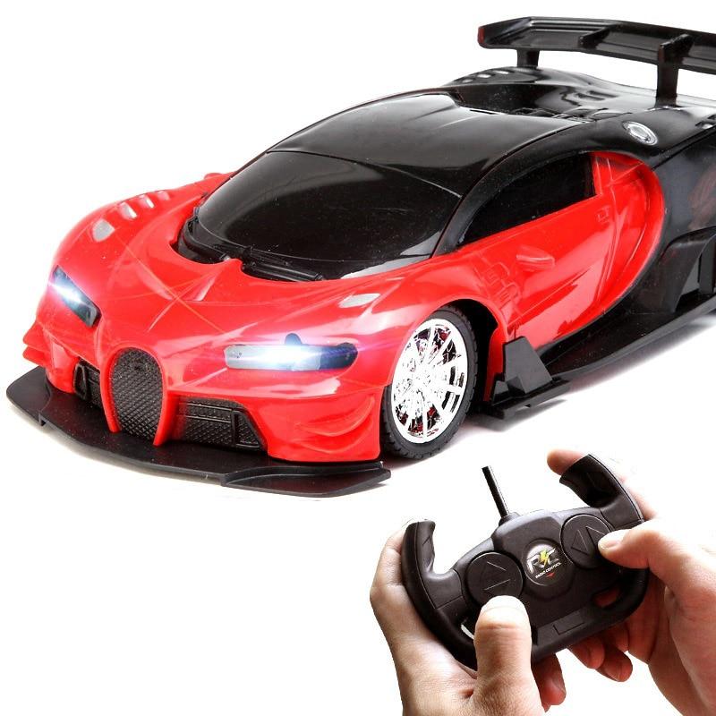 1/16 crianças wltoys controle remoto carro, brinquedo, 4 canais elétrico, mini corrida recarregável, carro de brinquedo, sem fio, presente drift