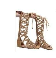 summer women flat shoes sandals