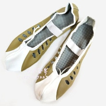 South Korea Imported Men's Special Rootless Dance Hook Shoes He-x2023 Mens Casual Shoes