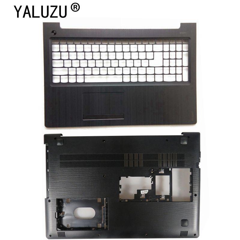 Yaluzu Nieuwe Voor Lenovo Ideapad 510-15 510-15ISK 510-15IKB 310-15 310-15ISK 310-15ABR Lagere Laptop Bottom Case Cover AP10T000C00