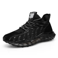 2021 new style breathable light casual mesh increase mens sports shoes sneakers trekking shoes