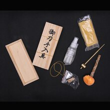 Kit dentretien de lépée japonaise   Katana Kit doutils de nettoyage sans huile