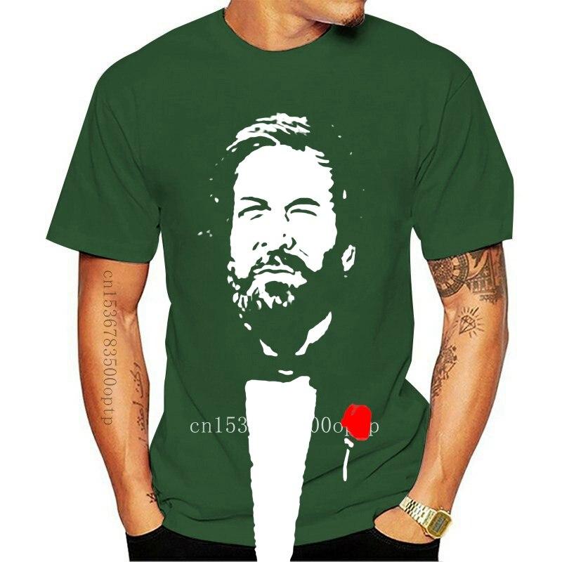 New Bud Spencer Nati con la camicia Fashion Cotton Hot Sale Men T Shirt UI0020