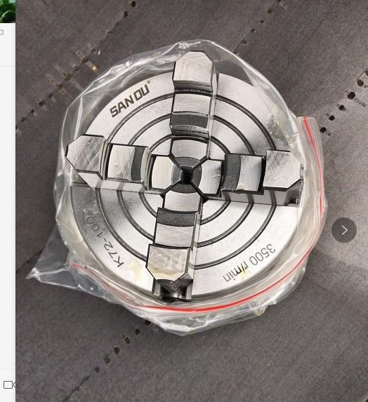 Portabrocas de una sola acción de 4 mandíbulas SAN OU K72-80/100/125