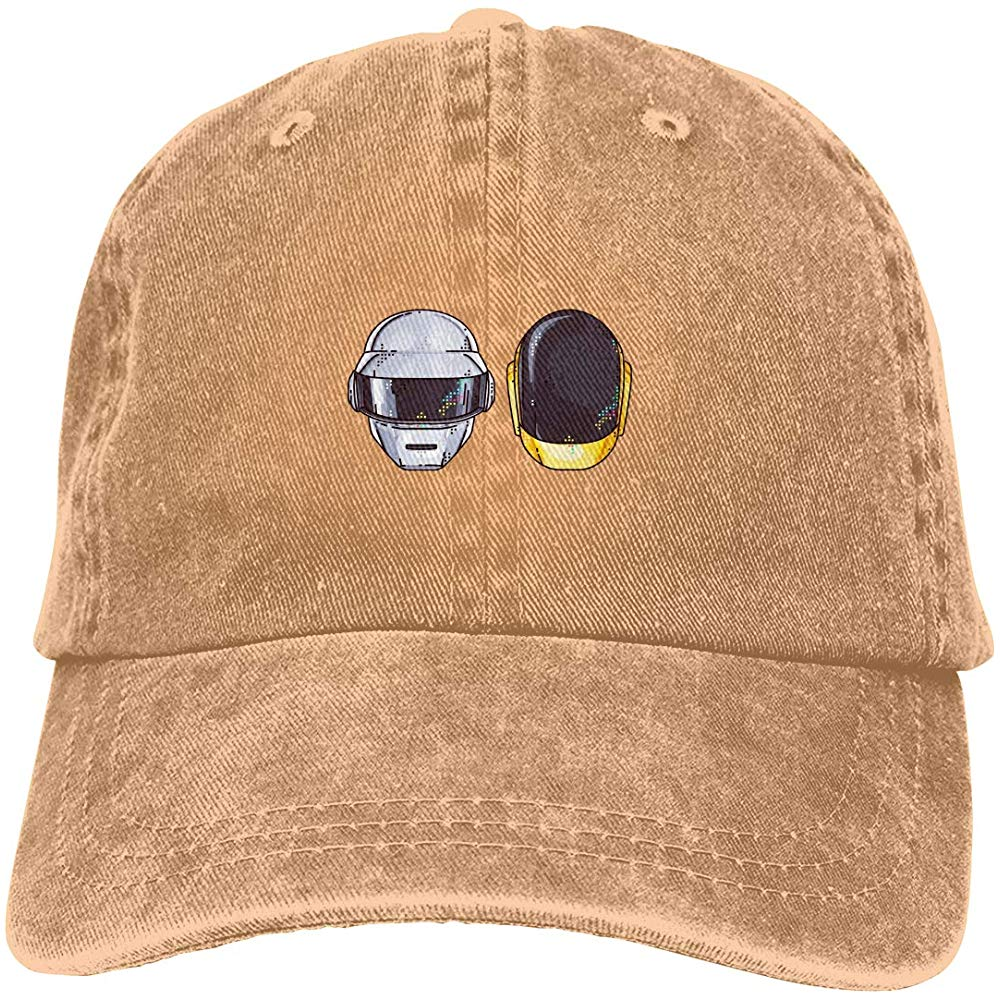 CJGlinzhanymx Daft Punk Cowboy Hat