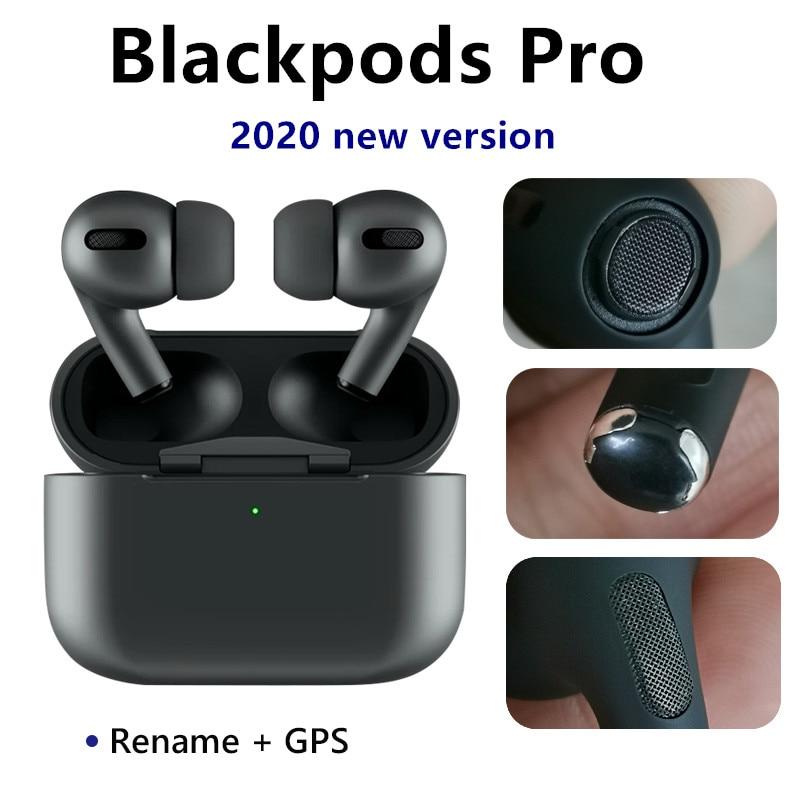 tws Blackpods Pro/ TWS Pro Wireless bluetooth Earbuds GPS Headset With Microphone pk i90000 pro i100000 tws