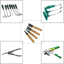 ROYALIN полностью металлические Объективы для проектора инструменты для модернизации светильник на голову открытый холодный клей нож уплотни...