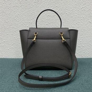women's bag old flower one shoulder leather mesh red saddle bag