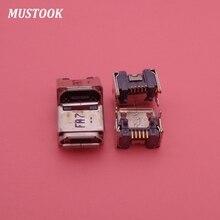 10 stücke USB Lade Port Stecker DC Power Jack Für Amazon Kindle Feuer 2nd Gen 7 zoll