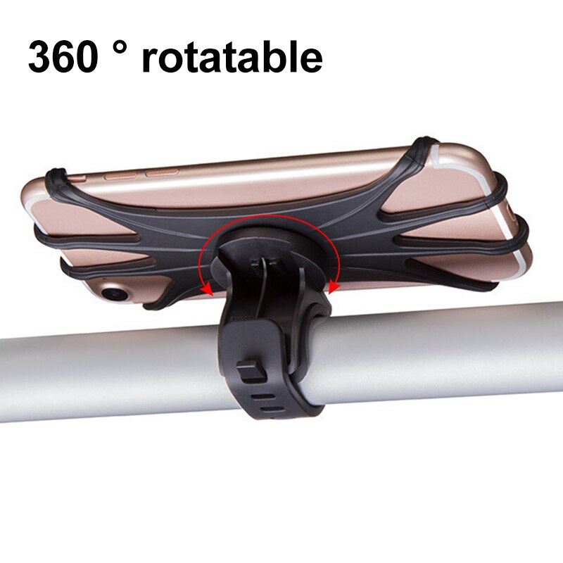 Suporte do telefone da bicicleta para 11 8 7 xs max para xiaomi 9 universal motocicleta titular do telefone móvel bicicleta guiador suporte
