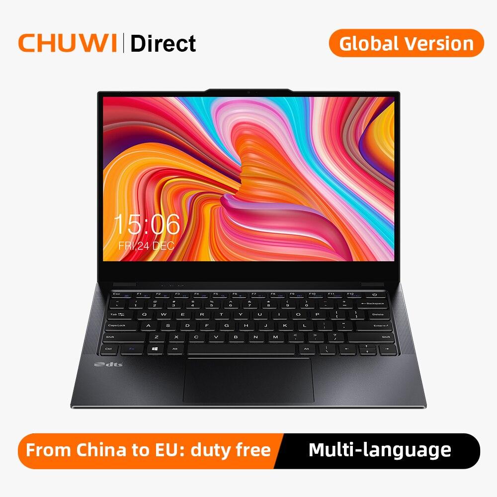 Get Touch screen Laptop, CHUWI LarkBook, 13.3″ 1920×1080 Resolution, Intel Celeron N4120, Quad Core, 8GB RAM, 256GB SSD, Windows 10