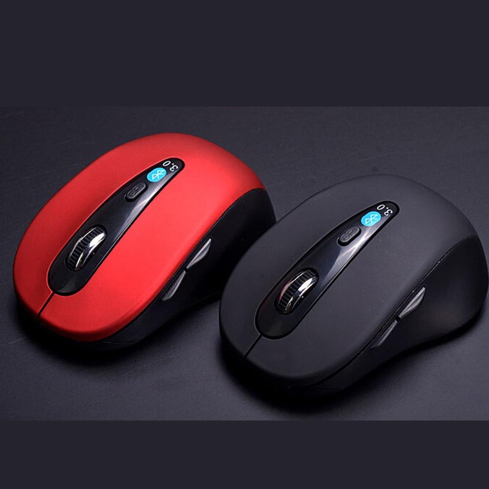 10m sem Fio Mouse para Win7 Bluetooth Macbook Ipad Android Tablets Computador Portátil Acessórios 3.0 – Win8 xp