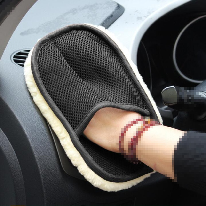 Nueva venta de guantes de lavado de coche para daihatsu lados ford mondeo ssangyong rexton corolla 2014 honda insight mk5