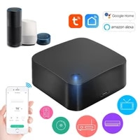 Smart Wireless WiFi-IR Infrared Remote Controller Tuya   Smart Life APP Smart Home House Automation with Alexa Google Home