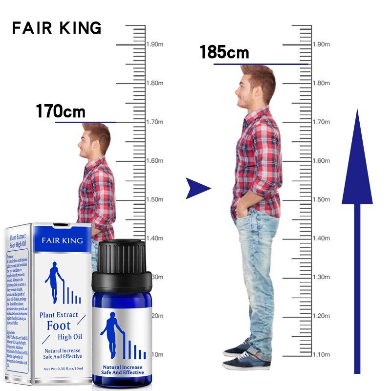 Extracto de planta, aceite para aumentar la altura, Taller de crecimiento del cuerpo para promover el crecimiento del hueso, Mensaje de aceite, producto para el cuidado de la salud del pie TSLM2