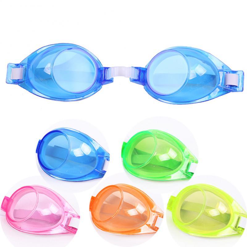 Gafas de natación para niños, espejo antiniebla ajustable para adolescentes y almohadilla de silicona antialérgicas, gafas de natación de niños