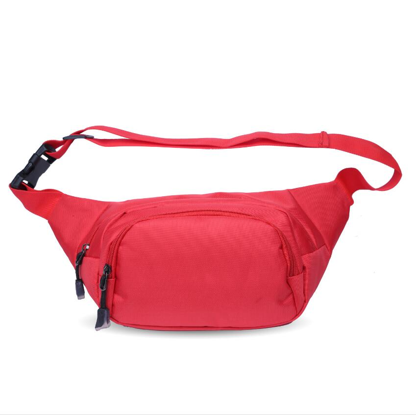 2020 hombres, hombre de bolso de la cintura pack bolso Casual gran riñonera para teléfono bolsa de viaje de lona bolsa de teléfono