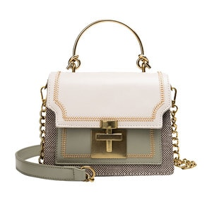 NEW Women Handbags Famous Brand Women Messenger Bag Chains PU Leather Women Shoulder Bag Fashion Small Flap Bags bolsos mujer