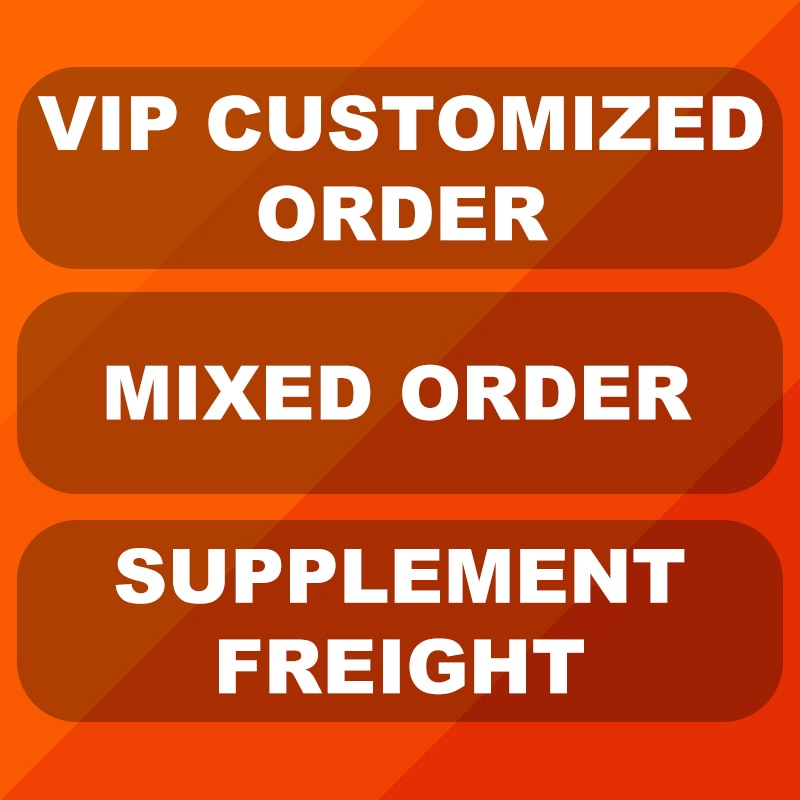 UJWI Wholesale Extra Cost For Shipping For  Customized Order /Mixed Order /Supplement Freight OEM ODM Extra Service! oem odm high impac customized proggram touch screen panel applied in lighting automation
