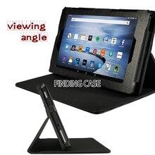 Funda para teclado antipolvo a prueba de golpes para Amazon Fire 7/Fire HD 8/Fire HD 10 funda plegable para Tablet + teclado con cable USB incorporado