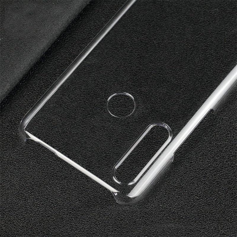 Ultra claro plástico de la PC funda para Huawei Honor 8 9 10i 10 Lite P9 P8 P10 P20 P30 Lite 2017 Honor 8C 8X 8A 8S 7S 7C 7A Pro
