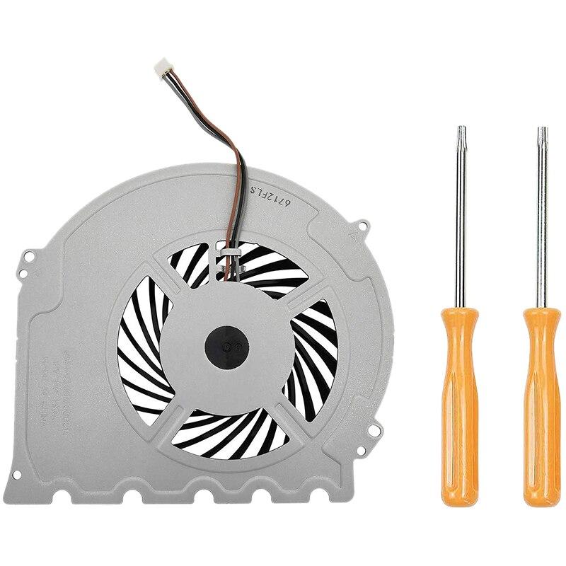 Горячая TTKK Замена внутреннего вентилятора охлаждения Ksb0912Hd для Ps4 Slim Cuh-2015A Cuh-2016A Cuh-2017A Cuh-20Xx Cuh-21Xx моделей Cuh-22Xx