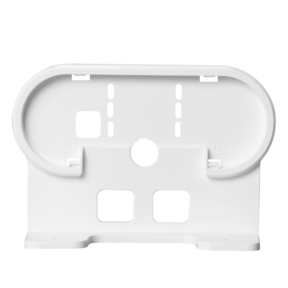 White Wall Mount for Arlo Ultra 4K UHD Base Station Bracket Surveillance Camera Bracket Easy to Install No Entangled