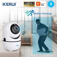 1080P Wifi Kamera Tuya App Cloud Lagerung Bewegungserkennung WiFi IP Mini Kamera Überwachung Kamera Nachtsicht CCTV Kamera